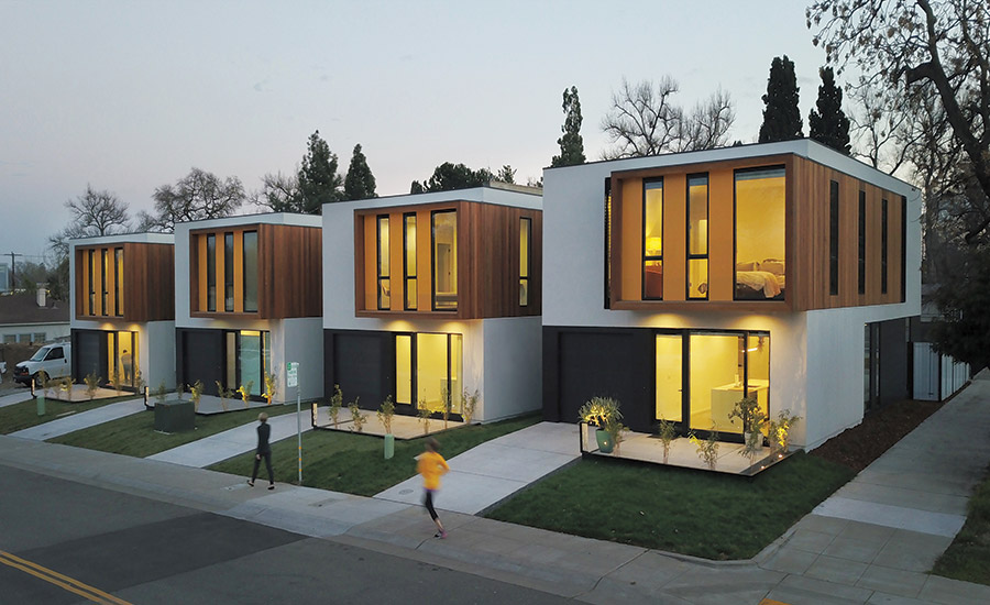 Broadway Housing by Johnsen Schmaling Architects