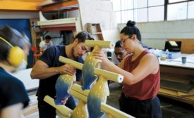 Terra-cotta Workshop Attracts Top Firms
