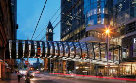 Toronto Eaton Centre Bridge