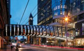 Toronto Eaton Centre Bridge