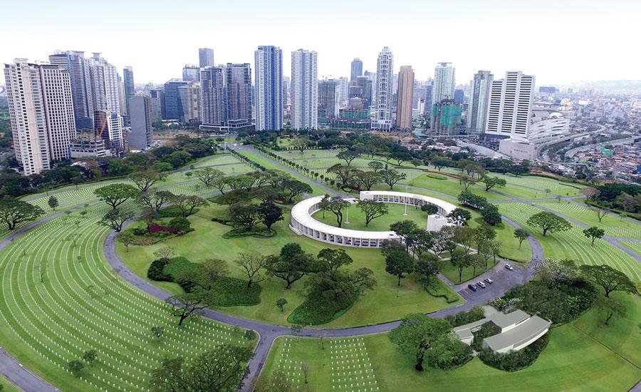 [Chia sẻ] Khám phá du lịch Manila American Cemetery and Memorial, Manila, Philippines