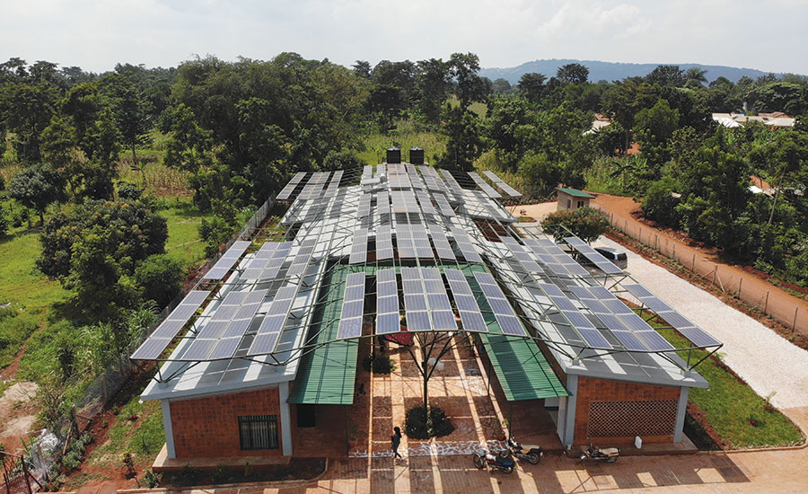 Solar-Powered Facility Brings Surgical Services to Rural Uganda