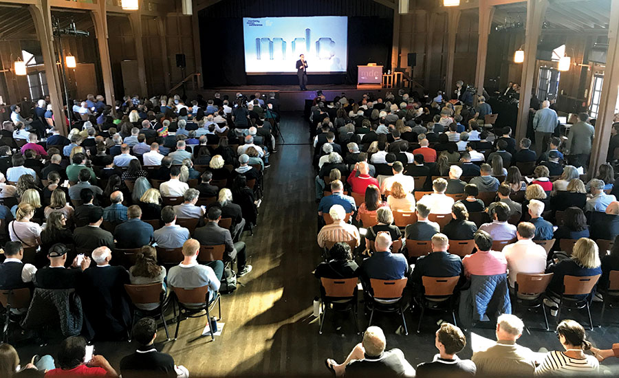 California Conference Draws Record Crowd