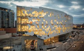 Central Libary by Snohetta and DIALOG