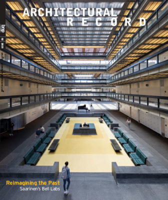 Architectural Record - February 2020