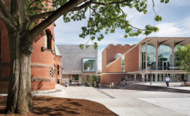 The Hood Museum of Art at Dartmouth College