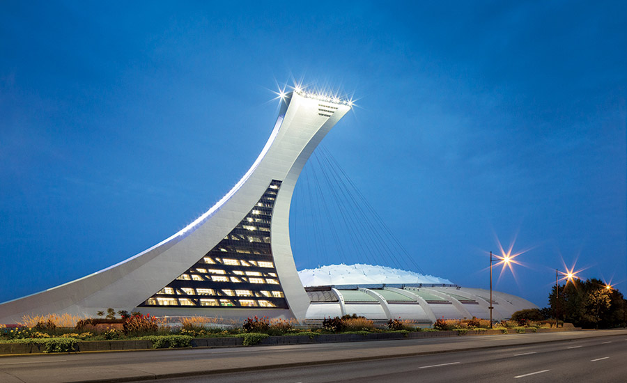 Provencher_Roy Renovates Roger Taillibert's Montreal Olympic Tower