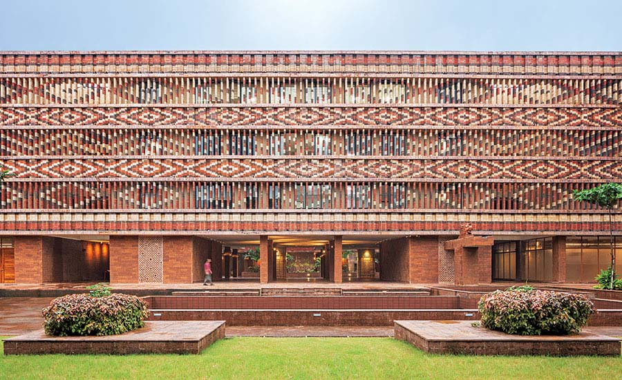 Krushi Bhawan by Studio Lotus | 2020-03-03 | Architectural Record