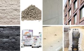 New Concrete and Masonry Products.
