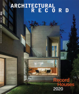 Architectural Record - April 2020