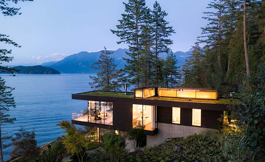 Bowen Island House by Office of McFarlane Biggar Architects + Designers