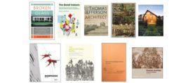 Nine Book Covers