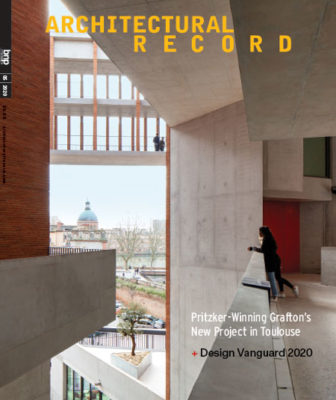 Architectural Record - May 2020