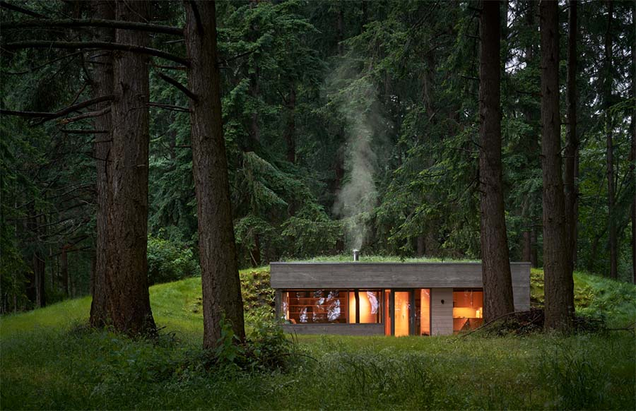 Whidbey Island Retreat.