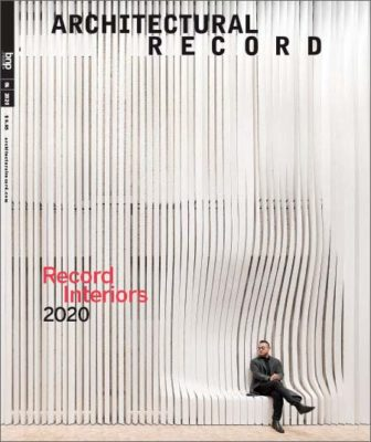 Architectural Record - June 2020