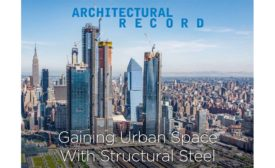 Gaining Urban Space with Structural Steel