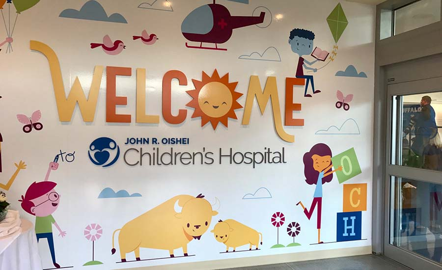 John r oishei childrens hospital