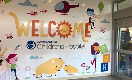 John R. Oishei Children's Hospital