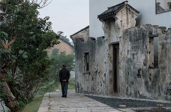 The Zhang Yan Cultural Museum.