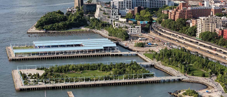Brooklyn Bridge Park Pier 3.