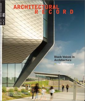 Architectural Record, September 2020