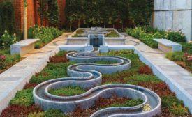 Peabody Essex Museum Garden.