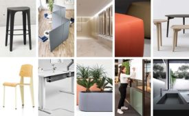 Workplace Products from NeoCon 2020.