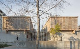Cristián Izquierdo Housing Development.