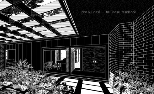 John S. Chase - The Chase Residence, by David Heymann and Stephen Fox.
