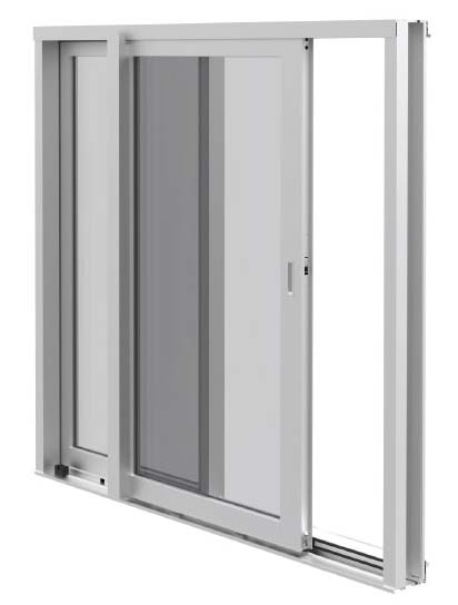 YSD 600 TUH Glass Door.