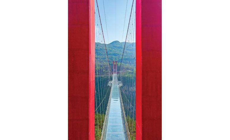Glass Bridge.