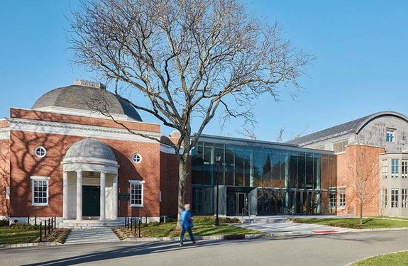 Gruss Center for Art and Design.