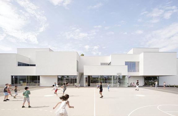Olympe de Gouges School Complex.