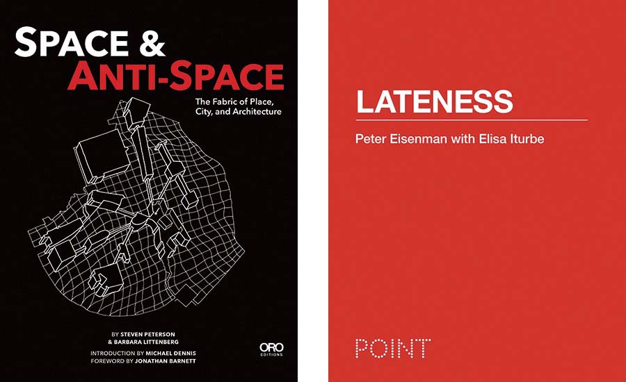 Space and Anti-Space and Lateness