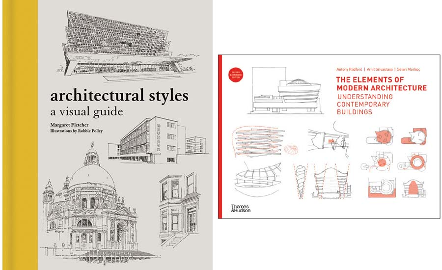 Architectural Styles and The Elements of Modern Architecture