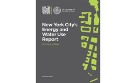 New York City Energy and Water Use Report