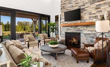 Cultured Stone Biophilic Design.