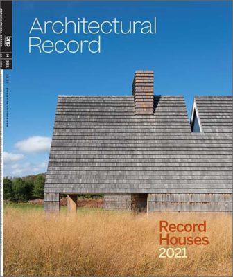 Architectural Record - April 2021