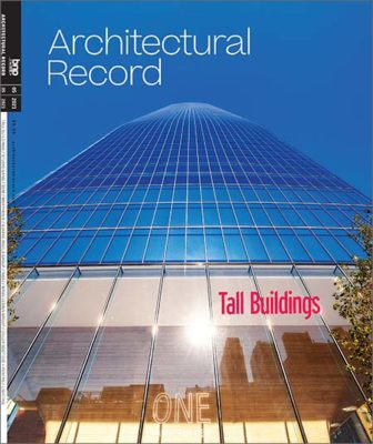 Architectural Record, May 2021