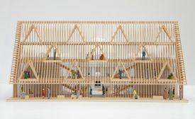 The U.S. Pavilion at the 2021 Venice Biennale.