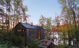Adirondacks Cabin.