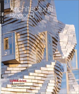 Architectural Record - August, 2021