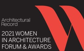 2021 Women in Architecture Awards and Forum.
