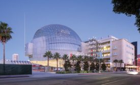 The Academy Museum of Motion Pictures.