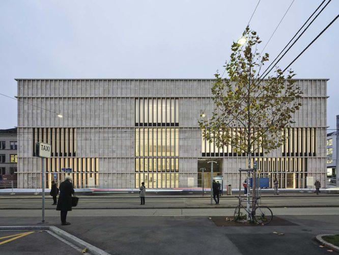 Kunsthaus Zurich.