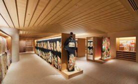 Marusho Kimono Shop.