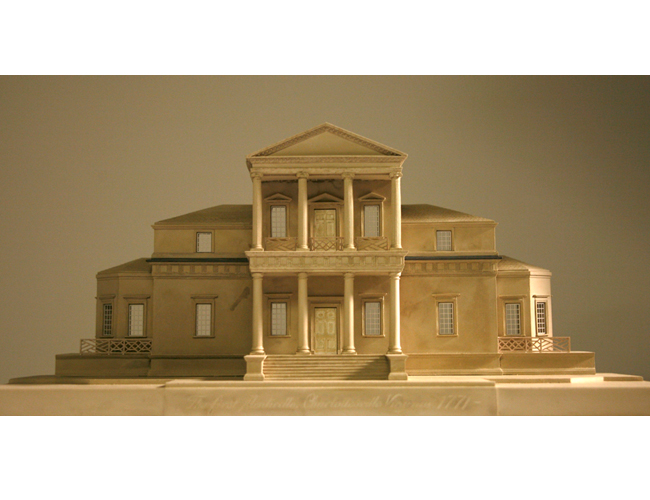 Palladio and His Legacy: A Transatlantic Journey""