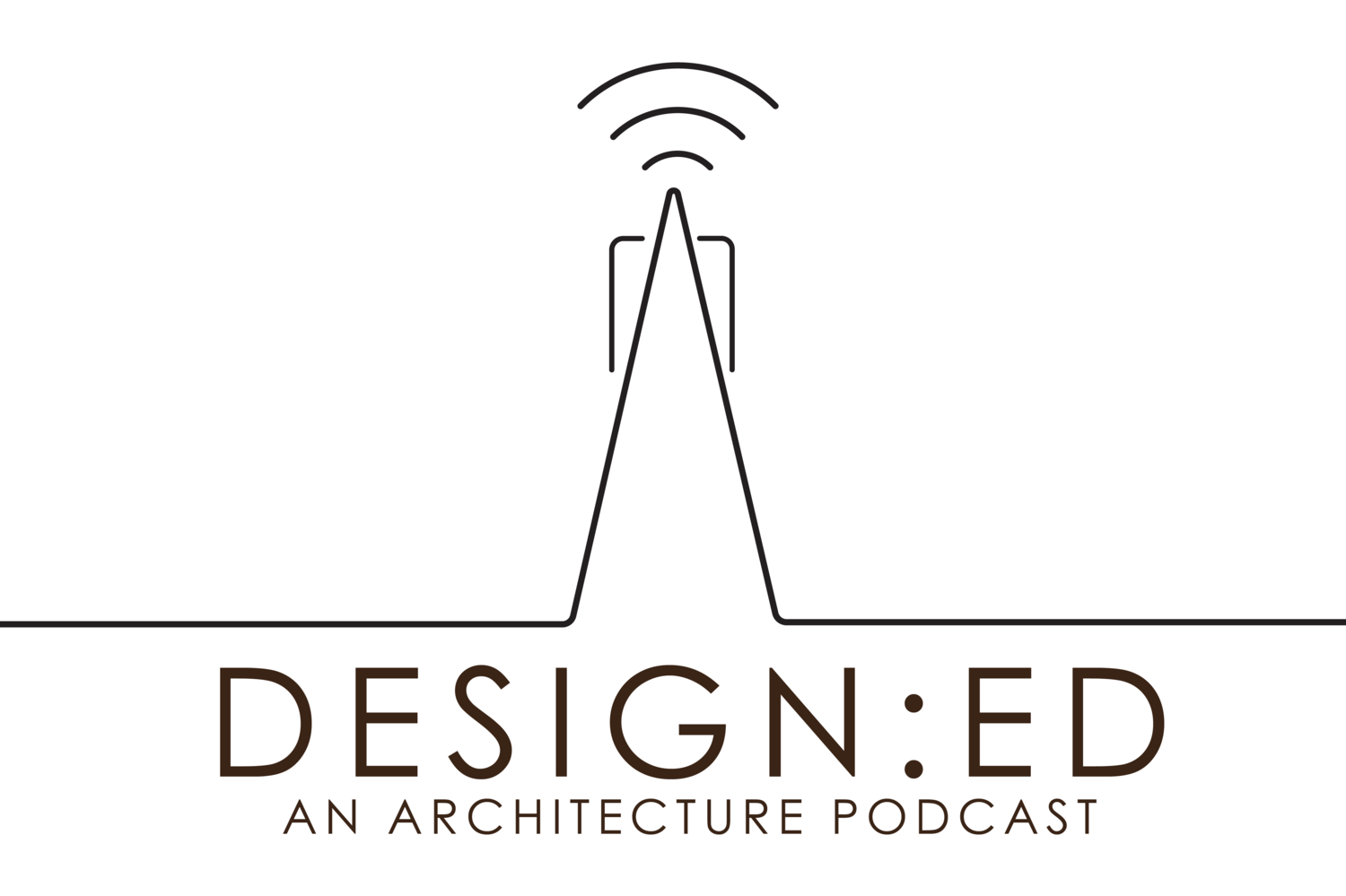 Designed Podcast Logo