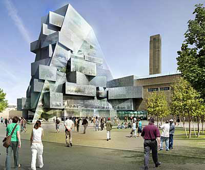 Tate Modern Expansion Approved