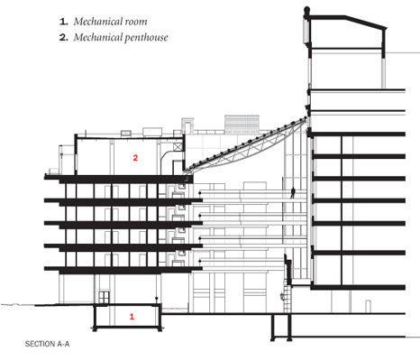 Bellevue Hospital Ambulatory Care Building 2006 10 01 Architectural Record